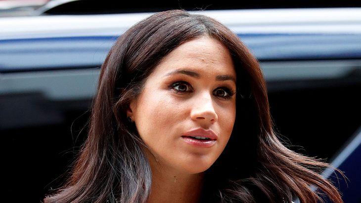 Herzogin Meghan: Freut ihr Vater sich nicht auf das Baby?