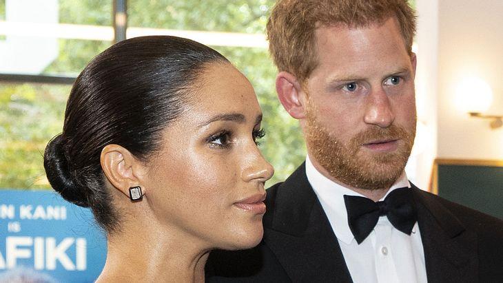 Herzogin Meghan & Prinz Harry: Ihr Ehe-Glück liegt in Scherben!
