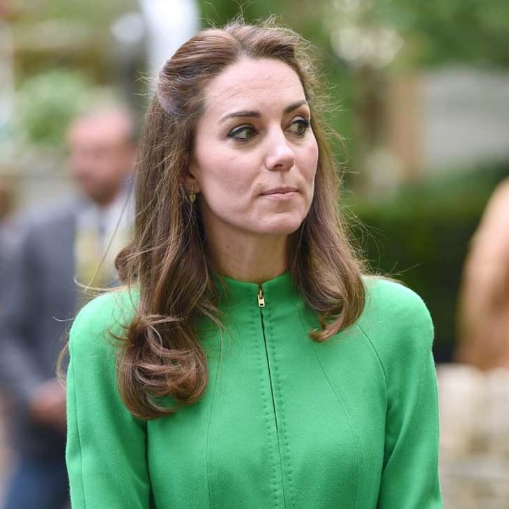 Herzogin Kate hat nicht nur Fans, sondern auch Neider