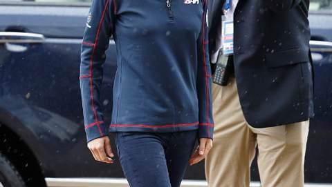 Herzogin Kate ist schon wieder mega-schlank - Foto: Getty Images