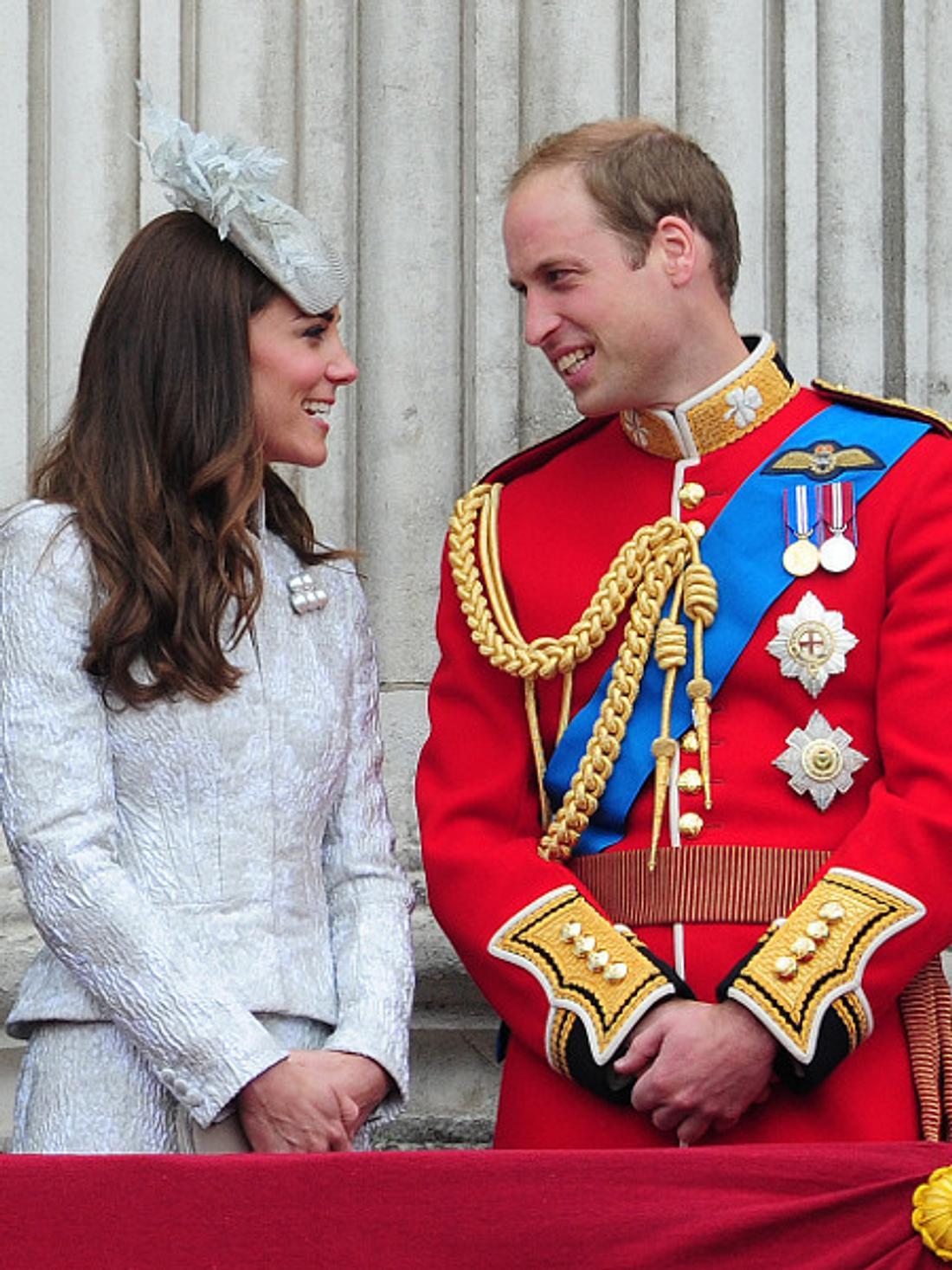 """Prinz William bezeichnete Kates Haare als """"Albtraum"""""""