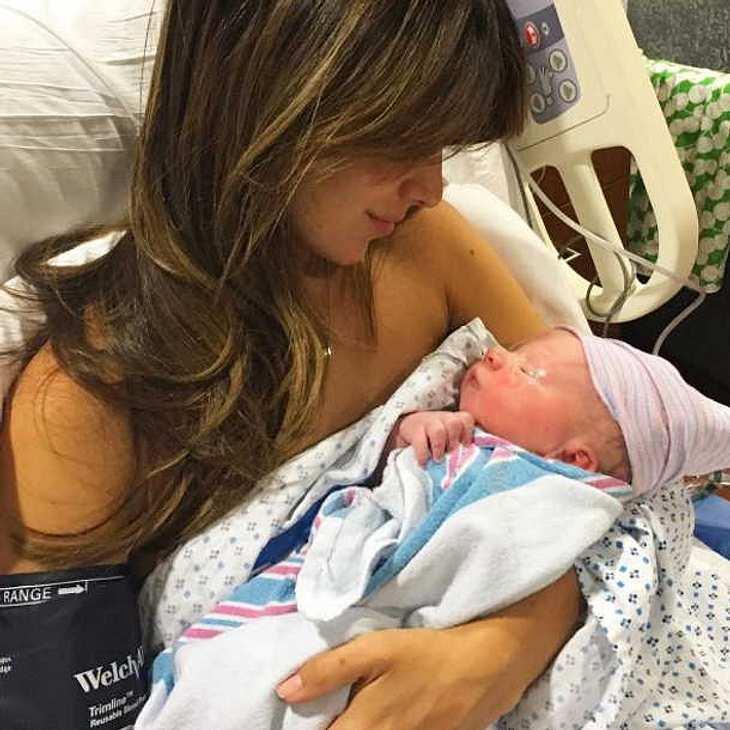 Hilaria & Alec Baldwin: Baby Nummer 3 ist da!