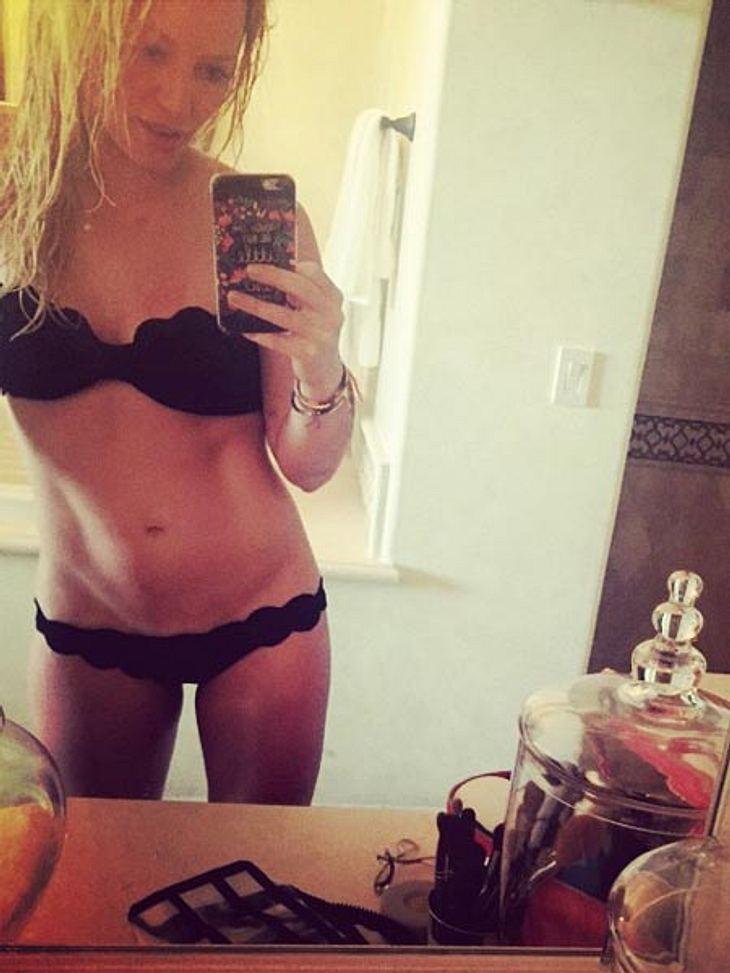 Hilary Duff zeigt ihren Traumkörper