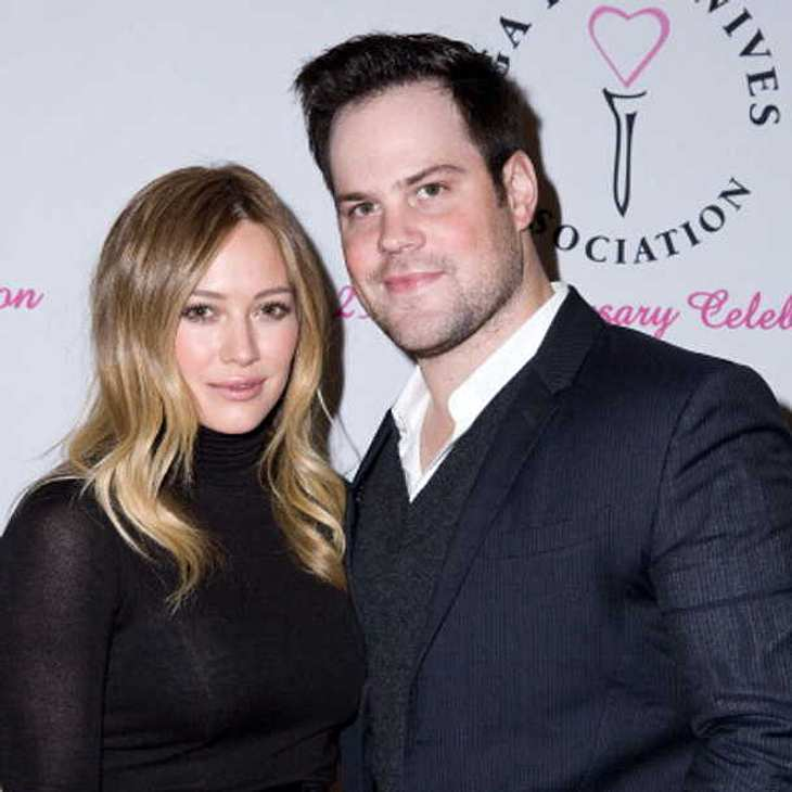 Hilary Duff Scheidung Mike Comrie