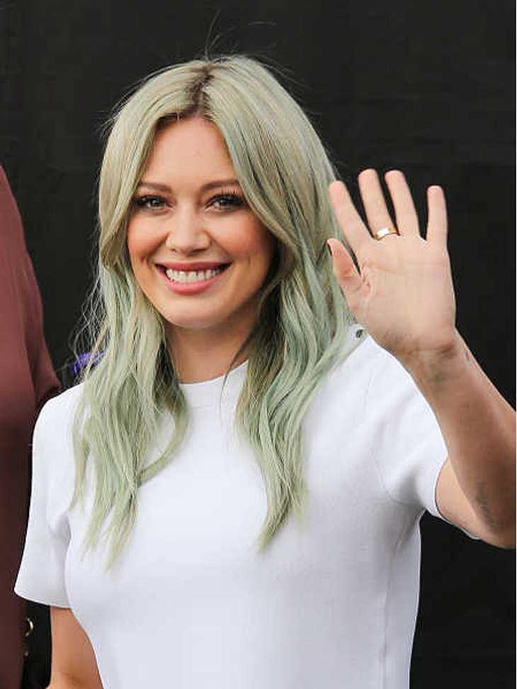 Hilary Duff: Sie flirtet jetzt auch auf Tinder