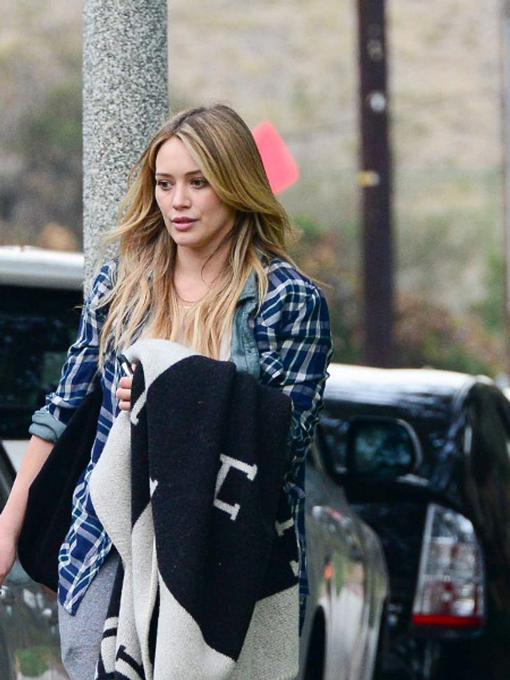 Hilary Duff hat im Nacktfotoskandal nun das FBI eingeschaltet