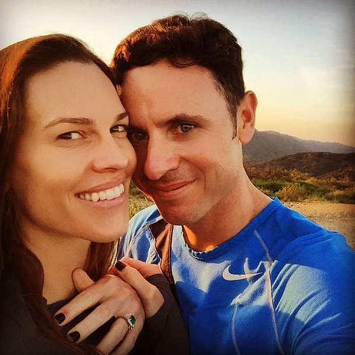 Hilary Swank Ruben Torres verlobt