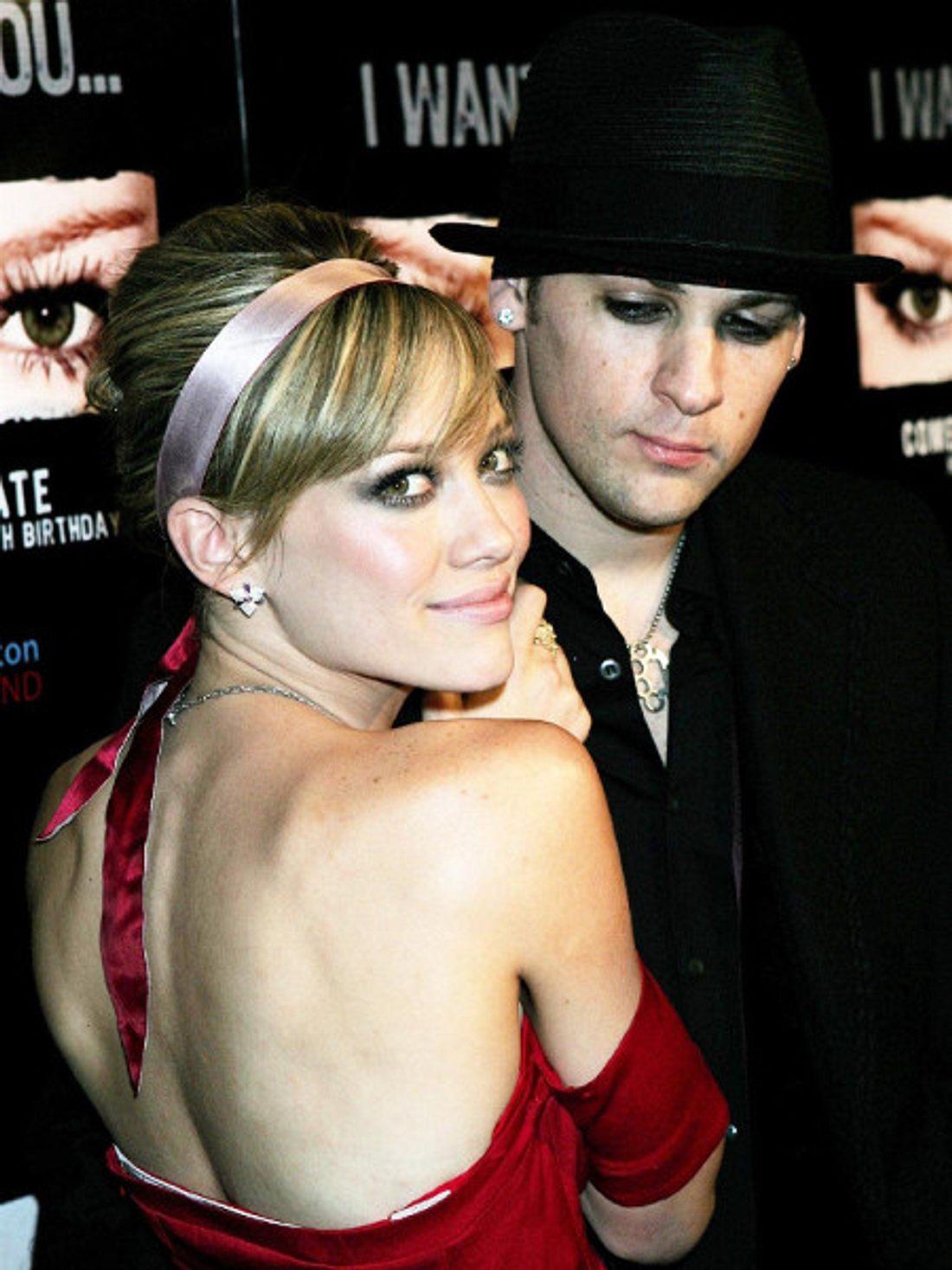 Bis 2006 waren Hilary Duff und Joel Madden ein Paar
