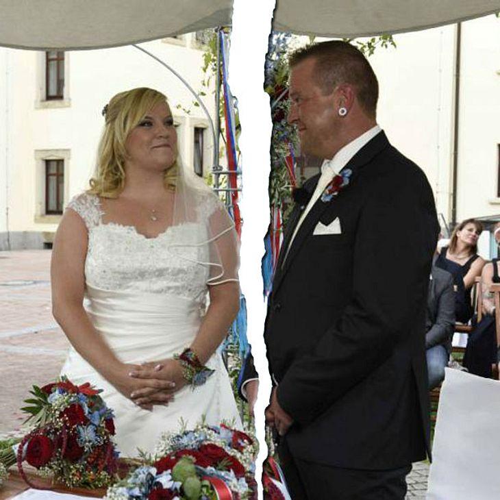 Hochzeit auf den ersten Blick - Marko und Jutta lassen sich scheiden
