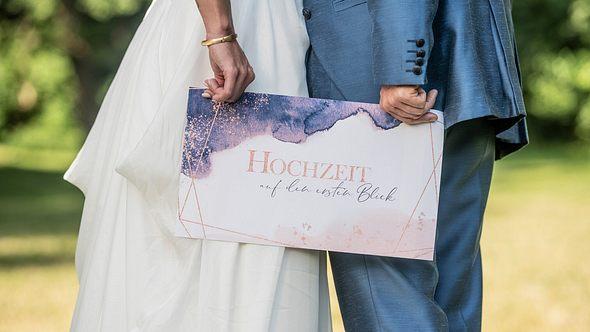 Hochzeit auf den ersten Blick-Paar Melissa und Philipp