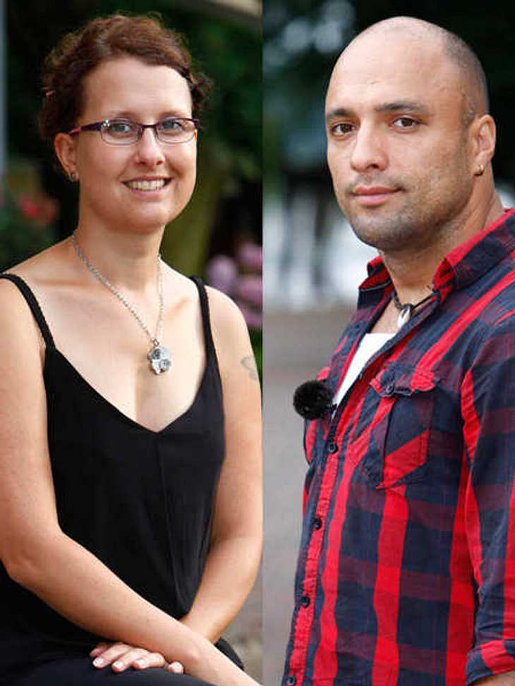 Jana und Rico haben sich scheiden gelassen.