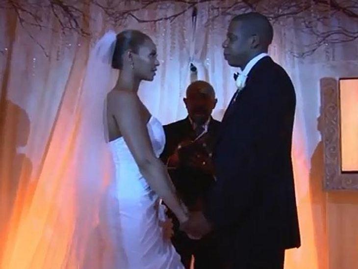Beyoncé und Jay Z zeigen ihre Liebe