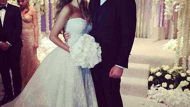 Star-Hochzeiten 2015 - Foto: instagram.com/sofiavergara