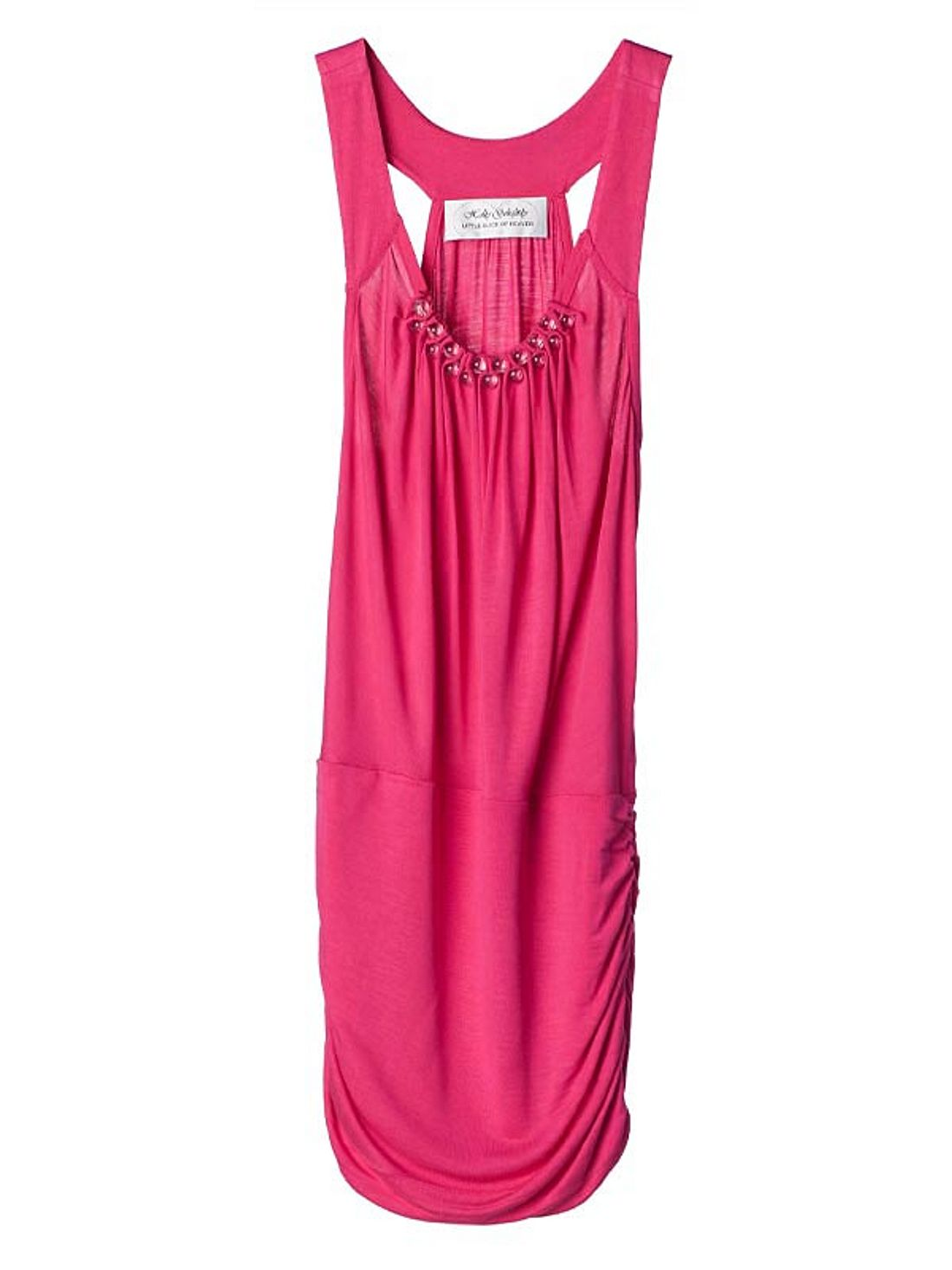Pinke Kleider: Flamingo-Fashion