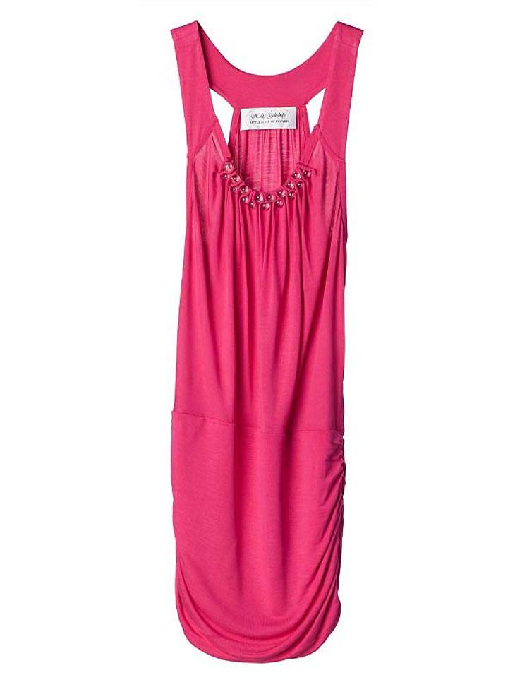 undefined Pinke Kleider: Flamingo-Fashion