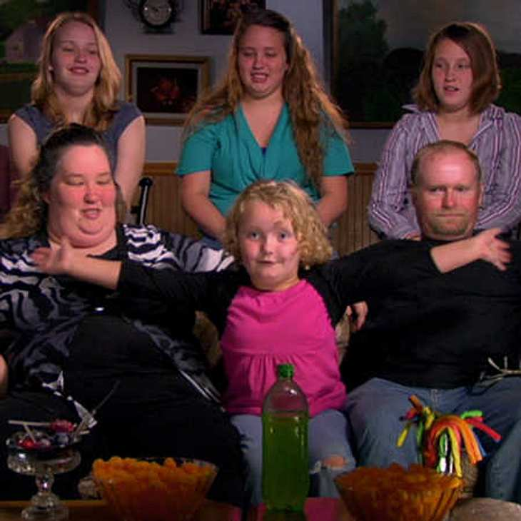 Honey Boo Boo und ihre Familie