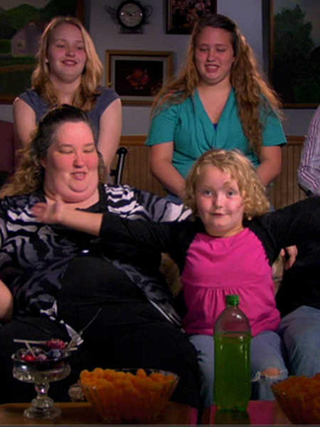 Verrückte Fakten über Honey Boo Boo