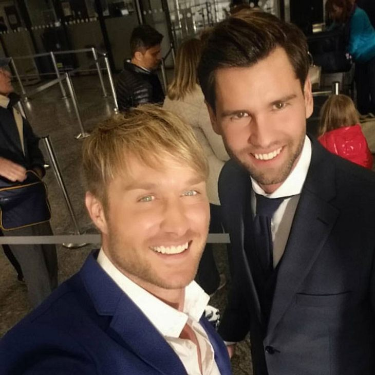 """Dschungelcamp 2017: """"Honey"""" überrascht mit Schwanz am Flughafen"""