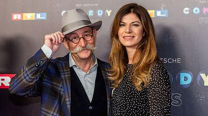 Horst Lichter mit Frau Nada - Foto: Getty Images
