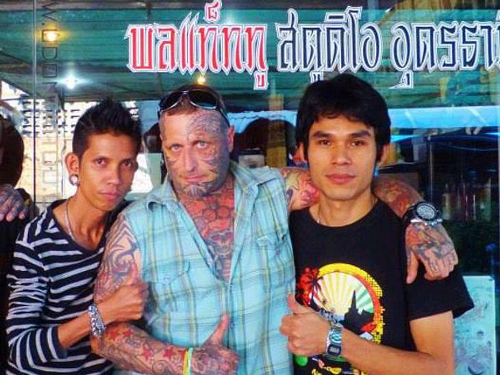 Horst Trippel, der Ex von Daniela Katzenberger, wandert nach Thailand aus.