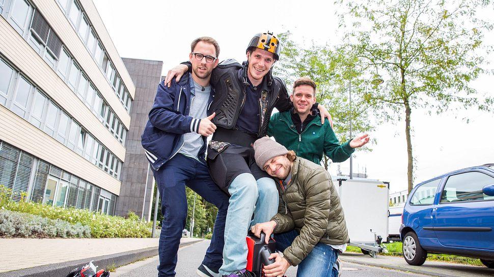 Hot oder Schrott-WG - Foto: MG RTL D / Bernd-Michael Maurer