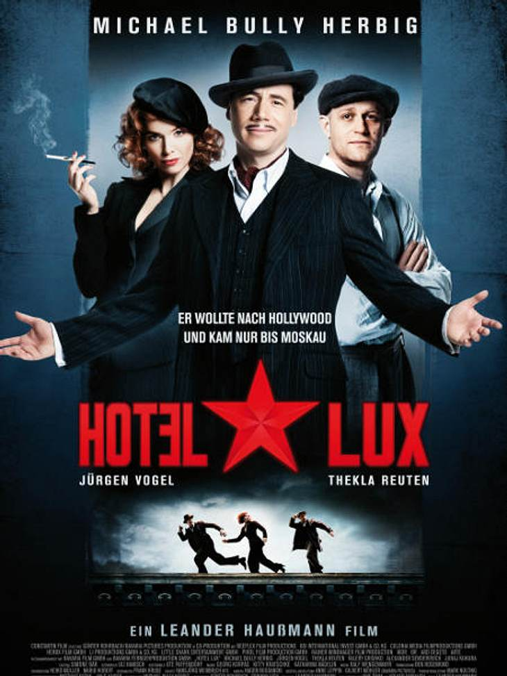 "Unser Kino-Tipp: ""Hotel Lux"" ab dem 27.10.2011 im Kino"