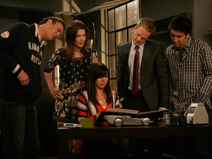 How I Met Your Mother Coolste Clique Im Tvted