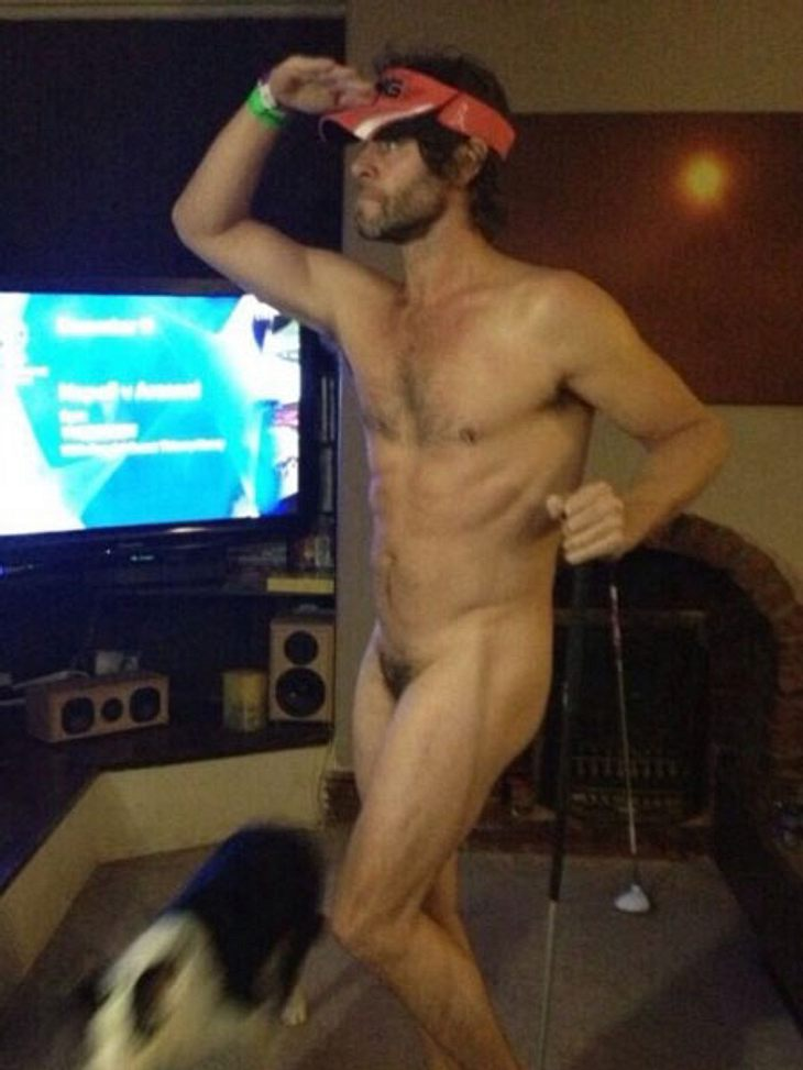 Howard Donald zeigt sich nackt