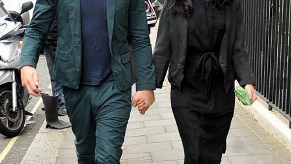 Howard Donald hat seine Freundin Katie Halil geheiratet
