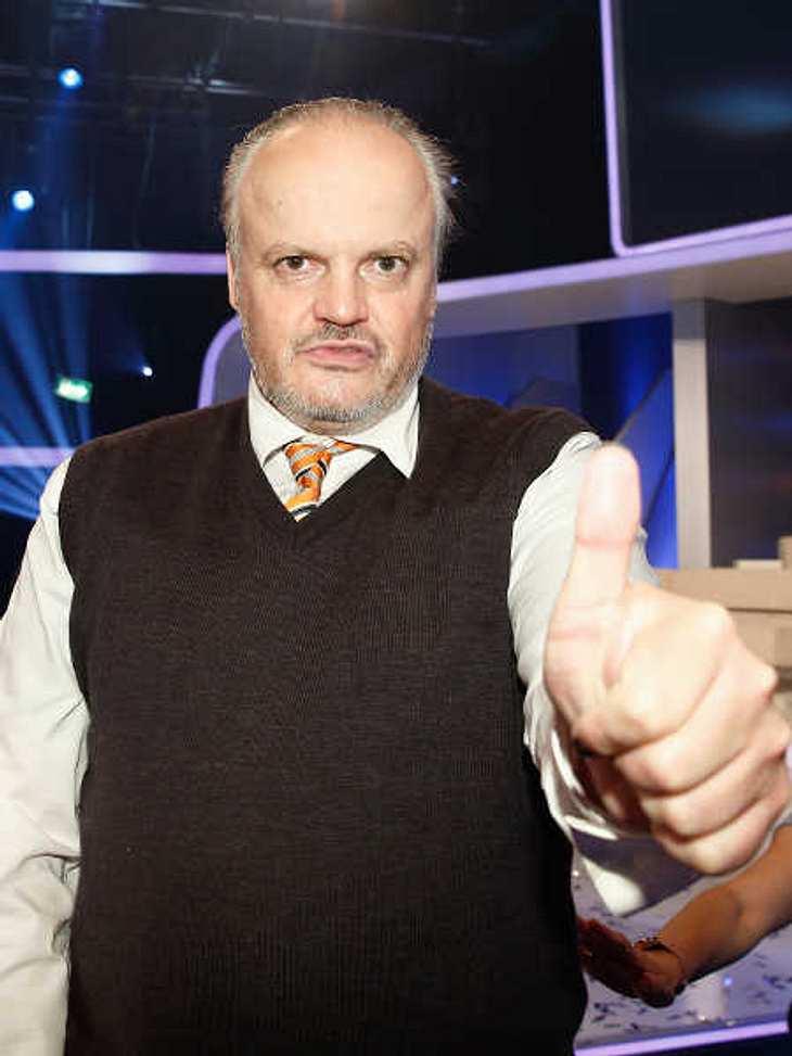 Hubert Kah: Dank Promi Big Brother zurück auf die Bühne!