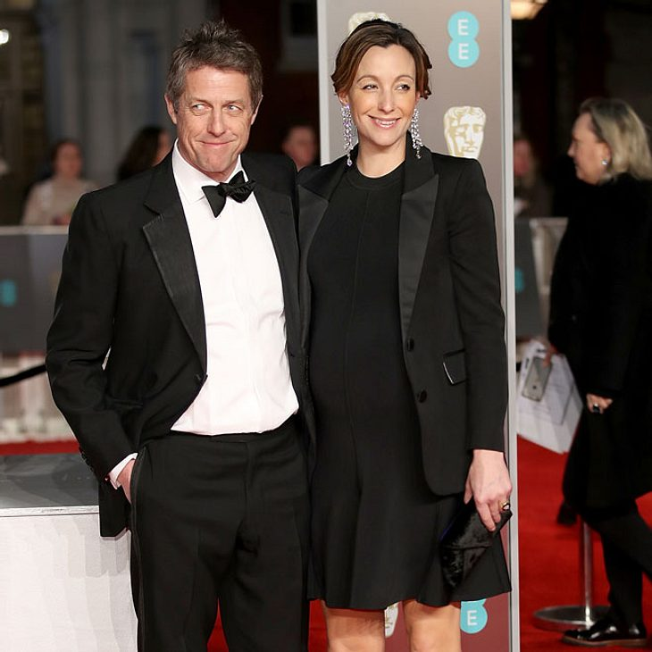 Hugh Grant Hochzeits Sensation Intouch