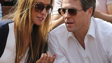Hugh Grant wird wieder Vater