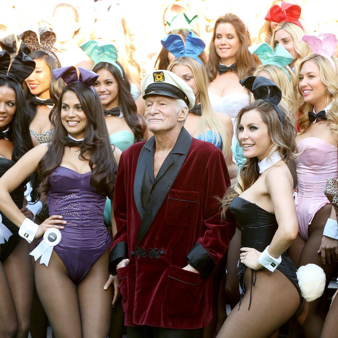Hugh Hefner will die Playboy Mansion verkaufen