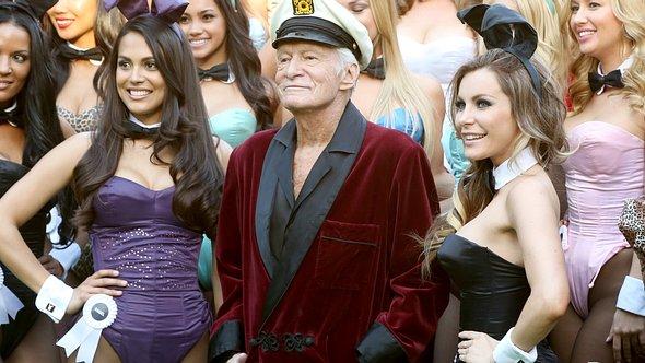 Hugh Hefner will die Playboy Mansion verkaufen - Foto: GettyImages