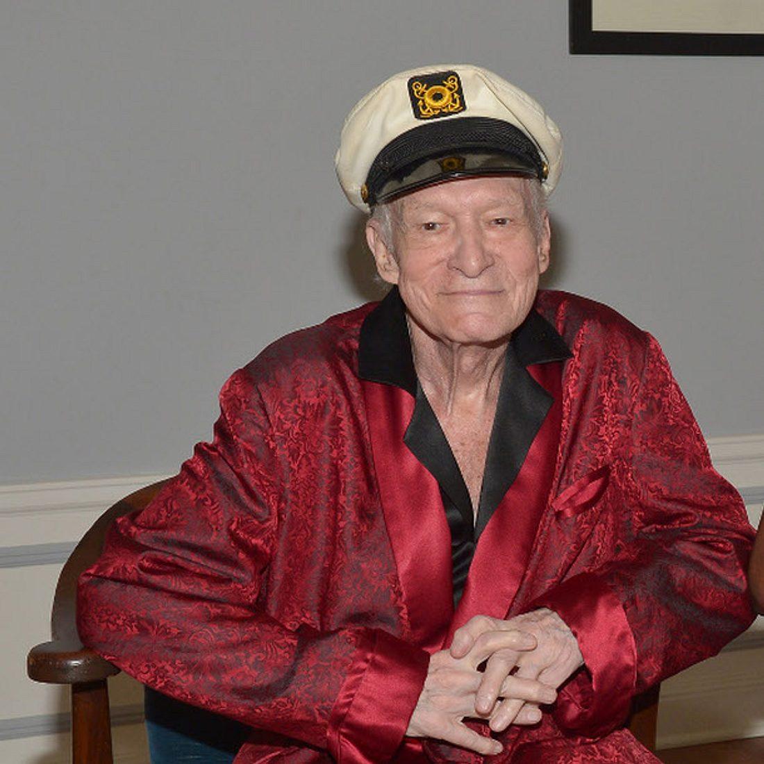 Hugh Hefner verkauft seine Playboy Mansion an seinen Nachbarn