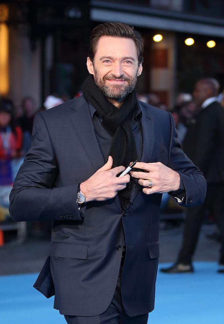 Hugh Jackman: Er rettete seine Kinder vorm Ertrinken