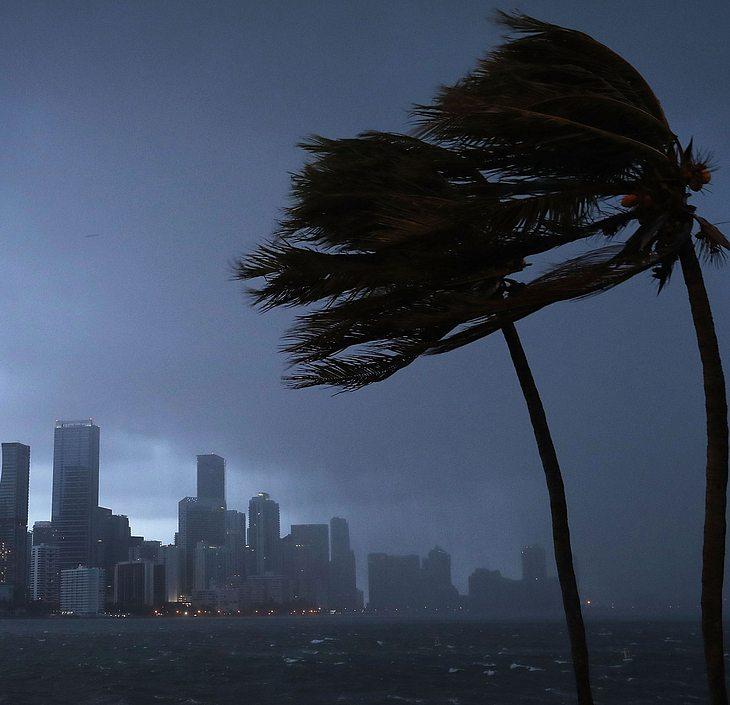 """Hurrikan """"Irma"""" fordert weitere Tote"""