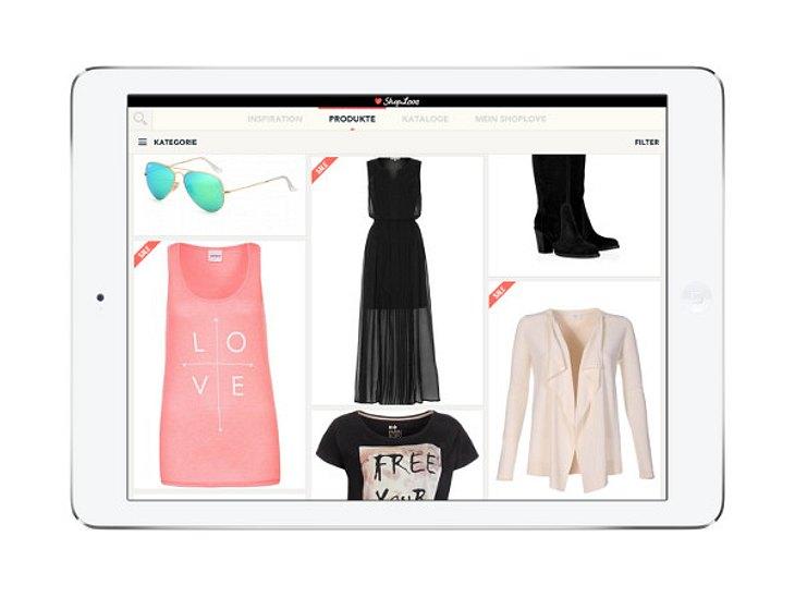 Finde und Entdecke Produkte nach Deinem Geschmack ShopLove hilft Dir ganz entspannt von jedem Ort und zu jeder Zeit nach Lieblingsteilen aus den Bereichen Mode, Accessoires und Einrichtung zu shoppen. Je mehr Du die App nutzt, desto konkret