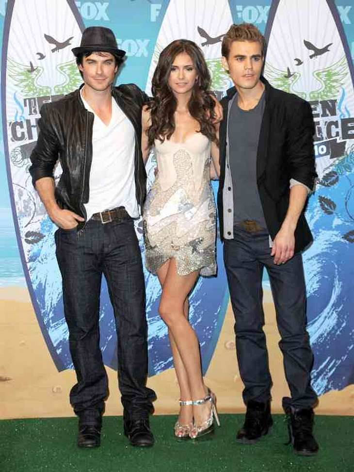 Die Teen Choice Awards 2010 - Die Gewinner