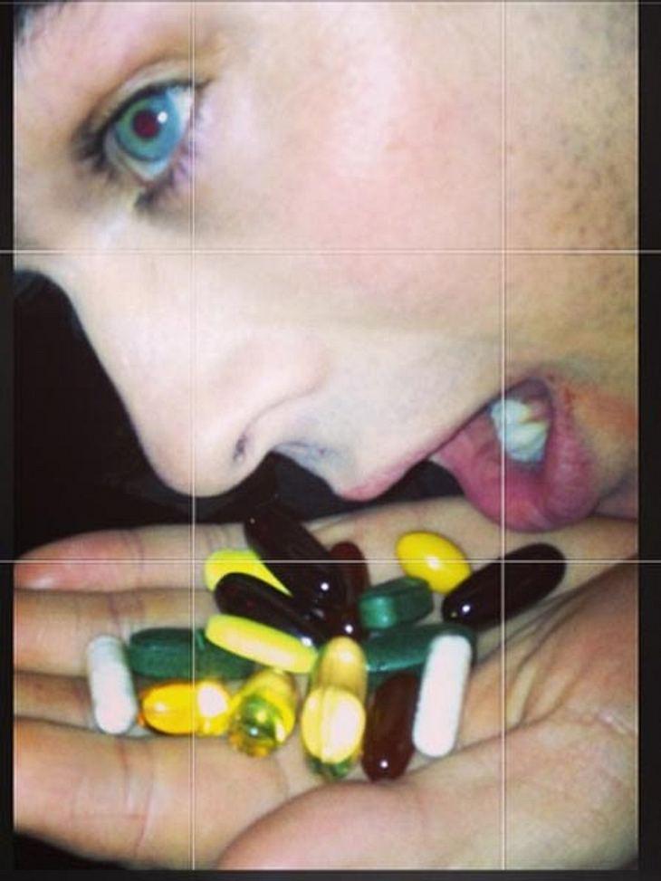 Ian im Tabletten Rausch