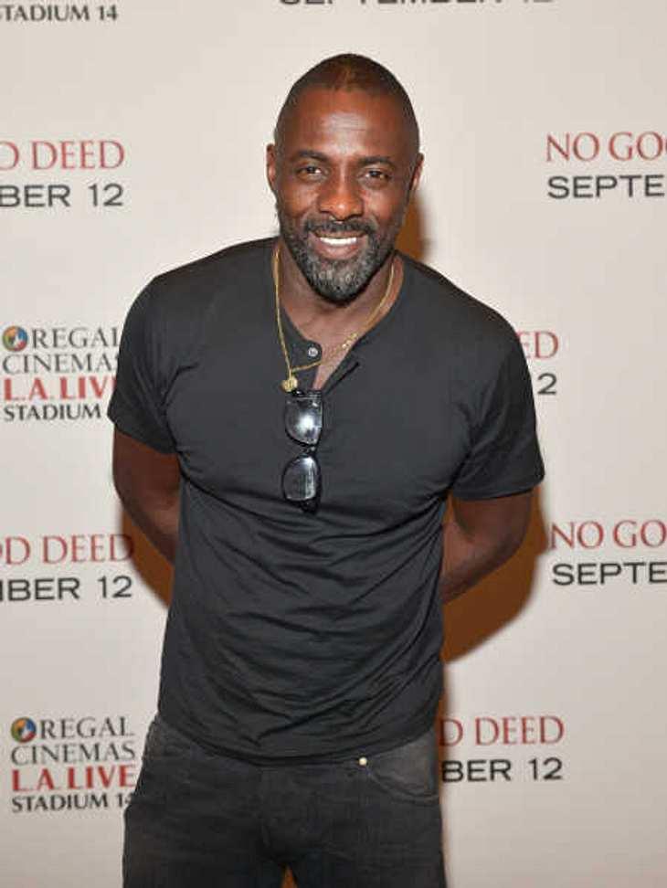Wird Idris Elba der neue James Bond?