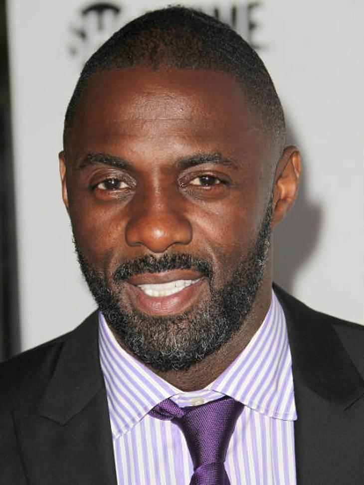 """""""The Sexiest Man Alive"""" 2011 - Die Top 5: Platz 3,Idris Elba (39) belegt Platz 3 als """"Sexiest Man Alive"""". Der Schauspieler spielte 2011 in dem Film """"Thor""""."""