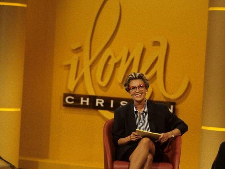 Die Talkshow-Moderatoren der 90erIlona Christen ging nach Hans Meiser als zweite Talkerin an den Start. Ihre bunten, ausgefallenen Brillen waren ab 1993 im TV ihr Markenzeichen. 1999 wurde die Show abgesetzt. Der Nachwuchs rückte mit Oliver
