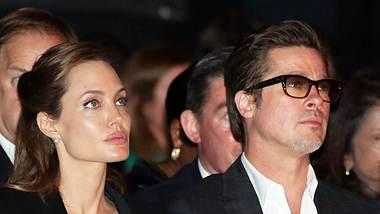 Angelina Jolie und Brad Pitt - Foto: imago