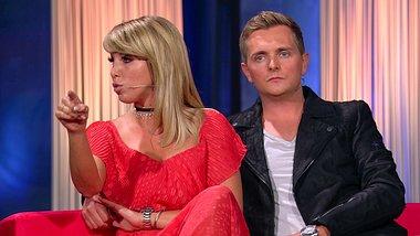 Annemarie Eilfeld und Tim Sandt - Foto: TVNOW