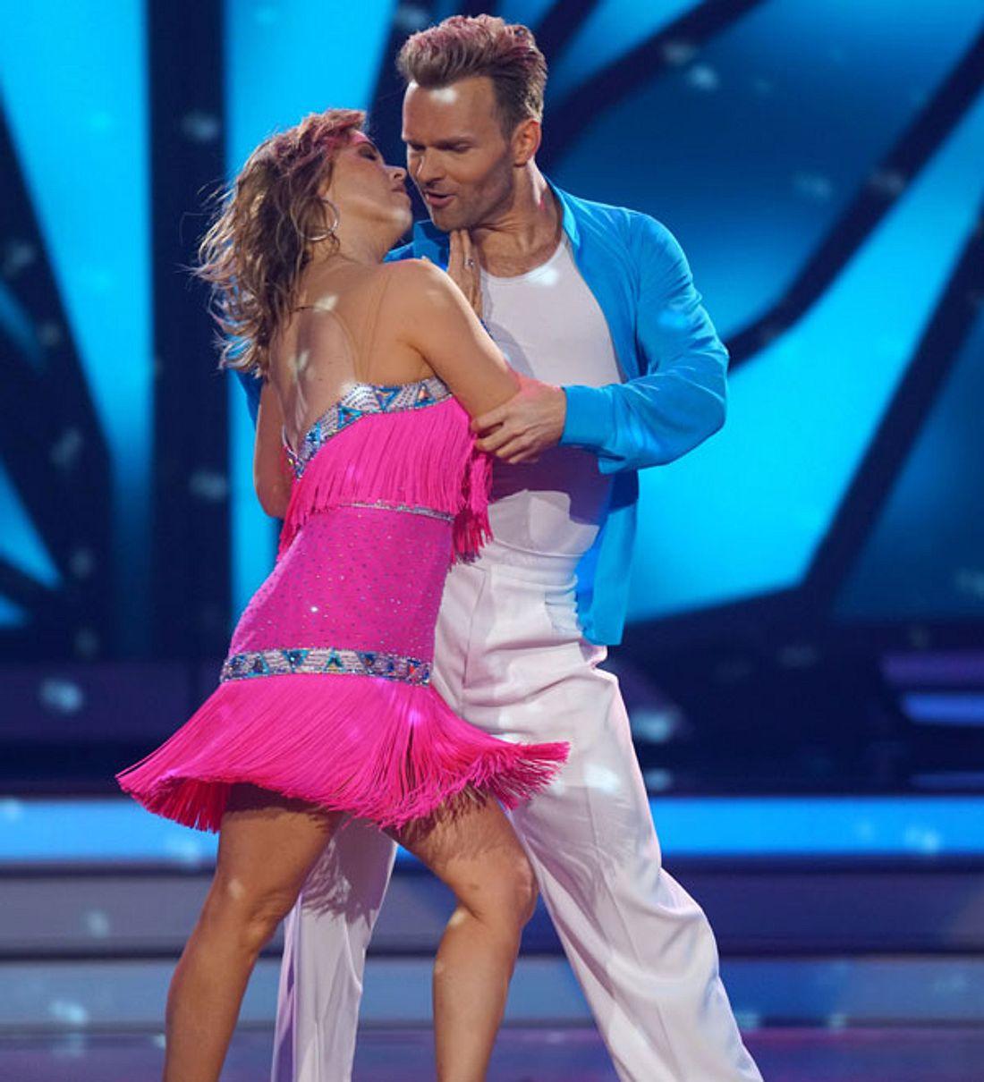 Tina Ruland und Vadim Garbuzov