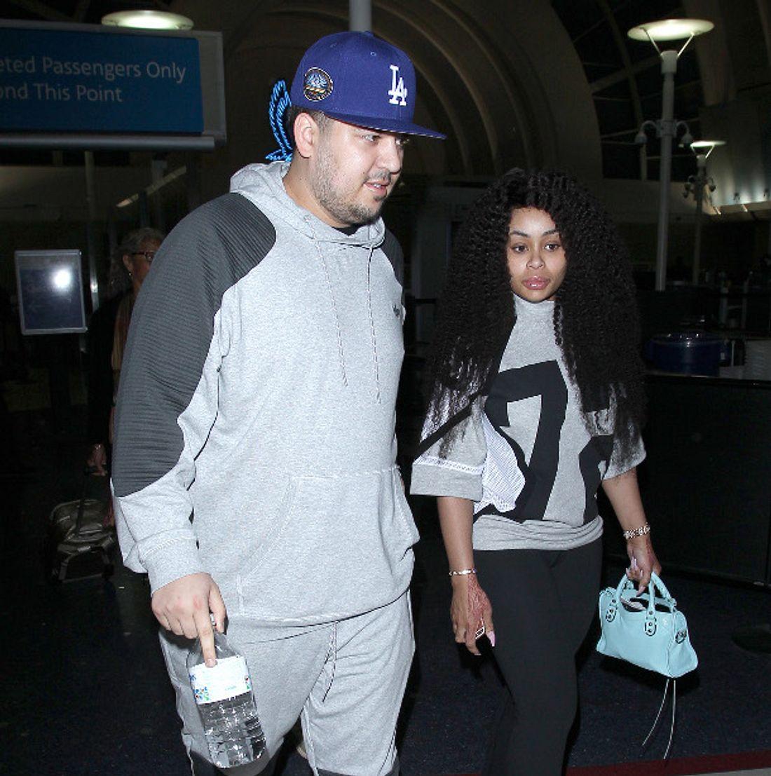 Rob Kardashian und Blac Chyna sind verlobt