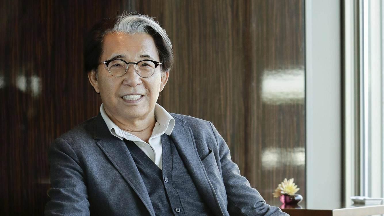 Designer Kenzo Takada ist tot
