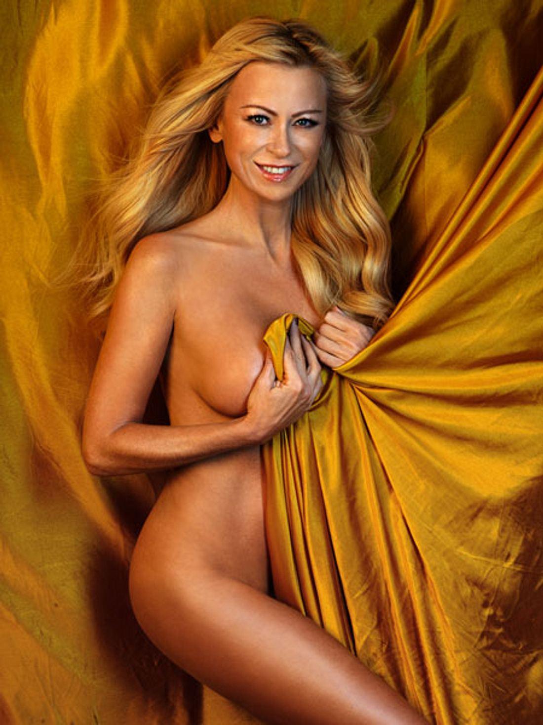 Jenny Elvers nackt Playboy