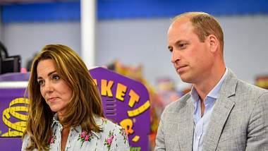 William und Kate - Foto: imago images / i Images